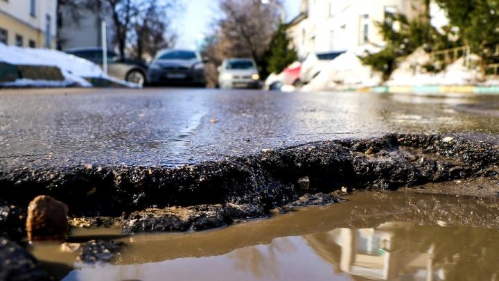 Рейтинг самых «дырявых» улиц Нижнего Новгорода. Рассказываем, где подстерегают опасности на дорогах