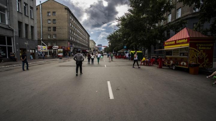 Напоминаем: центр Новосибирска перекроют для празднования юбилея области