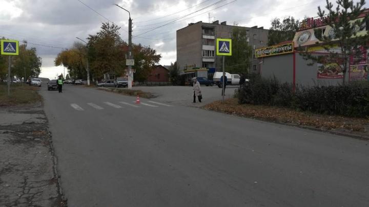 В Самарской области молодой водитель ВАЗа сбил школьницу на «зебре»
