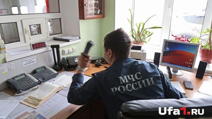 В пожаре в Башкирии погиб 82-летний хозяин дома