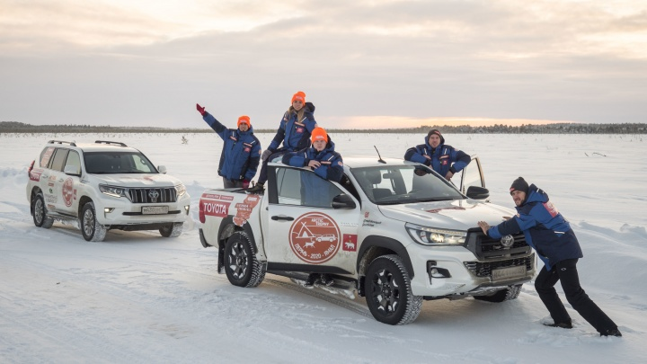 Экспедиция «Пермь — Ямал 2020» презентовала Пермский край за полярным кругом