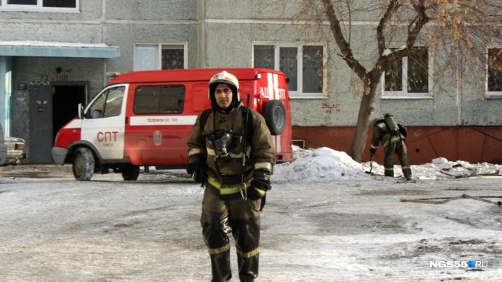 В Омске произошёл хлопок газа в девятиэтажке на Маяковского