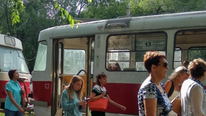 «Самарцы будут недовольны»: в мэрии рассказали о последствиях продления маршрута трамвая №13