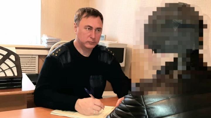 На третий день главный гаишник Башкирии обратил внимание на водителя, который снес коляску инвалида