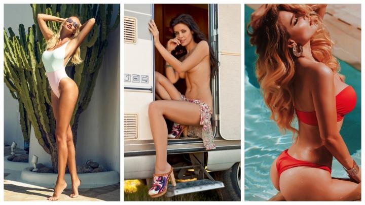Три дончанки вошли в топ-100 самых сексуальных женщин России по версии журнала Maxim