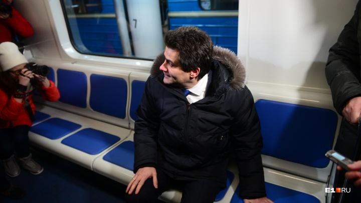 Высокинский рассказал, обнадежили ли его слова Путина о строительстве метро в Екатеринбурге