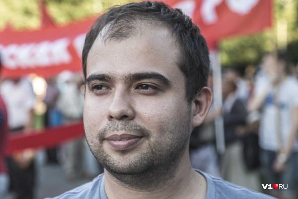 Александр Сайгин считает варварством и дикостью вырубку Центральной набережной
