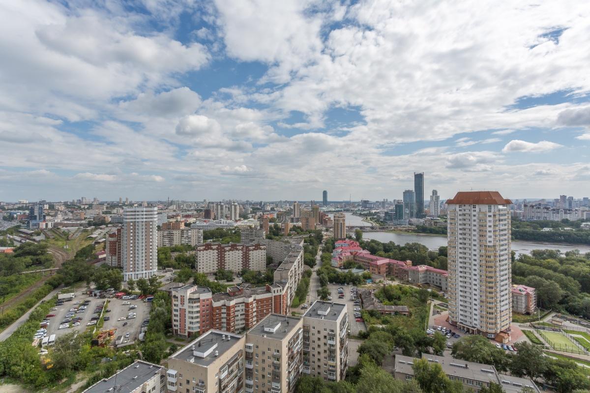 Виды на город с высоких этажей «Первого Николаевского»
