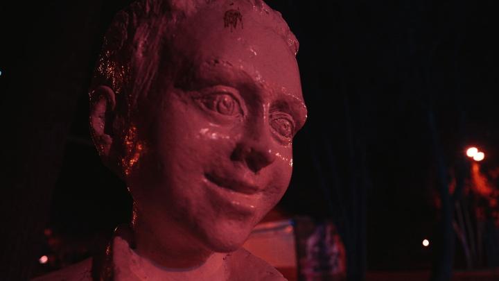 Ни рожи ни кожи: в Хеллоуин уфимский парк превратился в «Кошмар на улице Вязов»