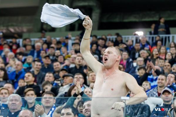 Волгоград — самый футбольный город ФНЛ