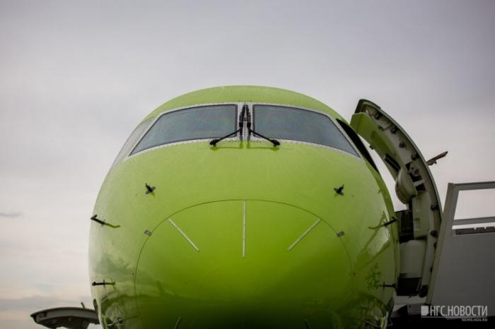 Из Новосибирска в Горный Алтай будут летать на самолёте Embraer 170