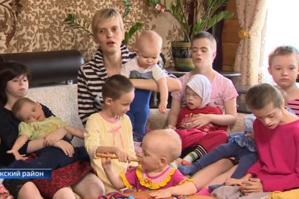 У большинства из ребят — врождённые заболевания