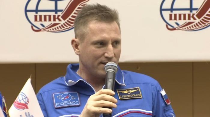 Прокопьев вернулся с МКС 20 декабря