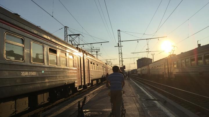 Из Перми будет ходить прямой поезд в Крым