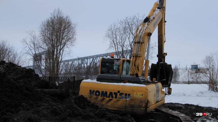 Частичное обезвоживание: без воды из-за ремонтов и аварий с утра остались десятки домов Архангельска