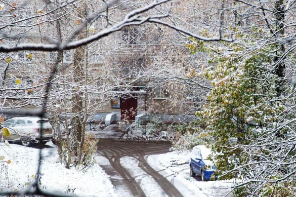 Ждём первого снега в Ярославле!