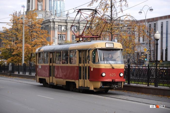 Новая трамвайная линия пока в планах