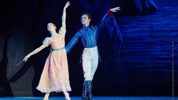 Солист новосибирского оперного театра сыграл кавалера Сладостей в «Щелкунчике» от Disney