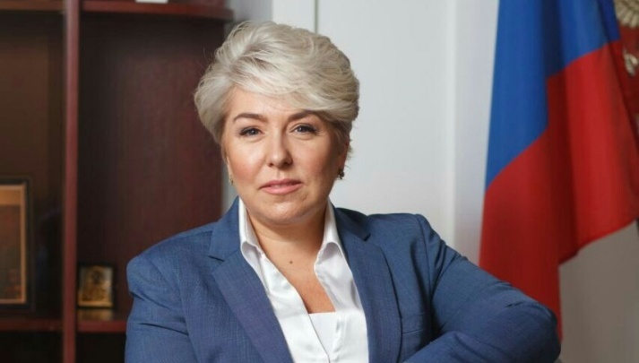 «Я никогда там не была»: Украина ввела санкции против волгоградского депутата Госдумы