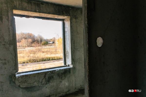 Здание завода забросили в конце прошлого века