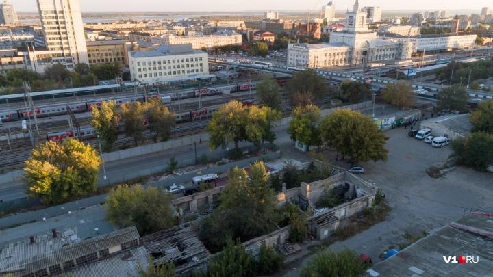 Владелец изъятых зданий в центре Волгограда требует с администрации 292 миллиона