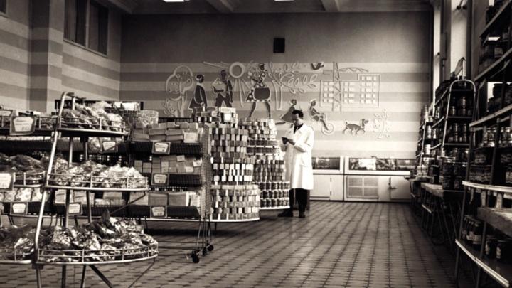 «Сотый» всех пережил: история магазина, который проработал 60 лет, но сгорел из-за холодильника