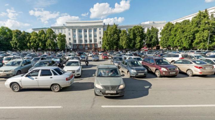 Мэрия разрешила разработку проекта реконструкции Советской площади в Уфе