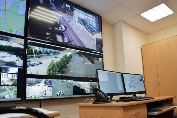 В городе сеть видеонаблюдения в ближайшие годы будут развивать