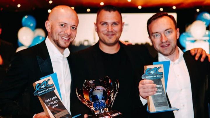 Гонщики из Екатеринбурга стали вице-чемпионами Европы по ралли