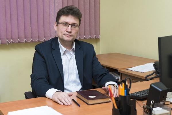 Александр Кузнецов получил звание профессора в 38 лет