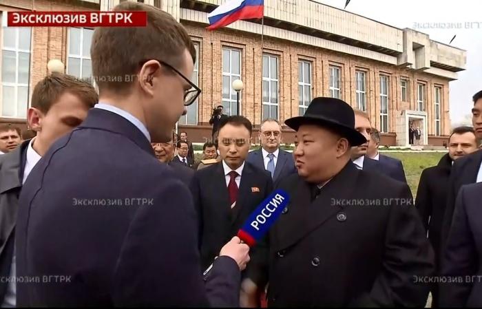 Ким Чен Ын завтра должен встретиться с Владимиром Путиным