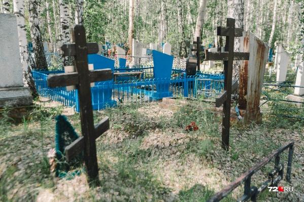 Новые площадки для захоронений оборудуют на Червишевском тракте