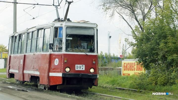Омичка отсудила у«Электрического транспорта» 30 тысяч за то, что выпала из трамвая