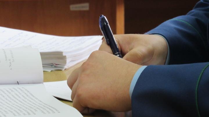Бывший директор курганского предприятия обвиняется в растрате 843 тысяч рублей
