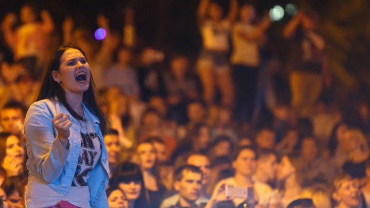 Все звезды фестиваля болельщиков в Волгограде: программа выступлений