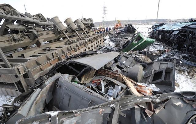 Крушение поездов в Башкирии стало поводом для возбуждения уголовного дела