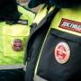 Уснул за рулем: в Новочеркасске перевернулась фура с алкоголем