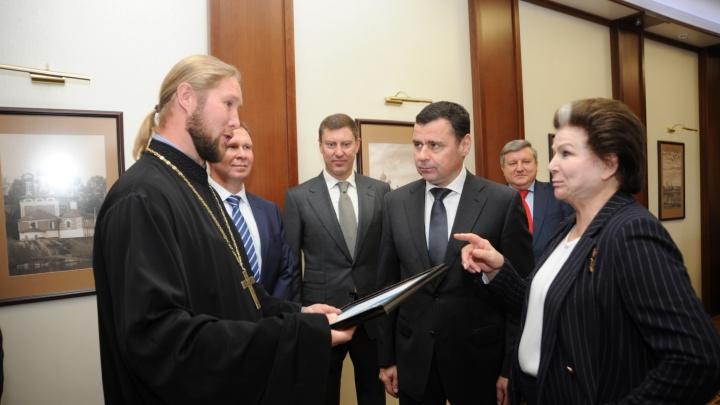 Валентина Терешкова подарила церкви миллион рублей: на что потратят деньги