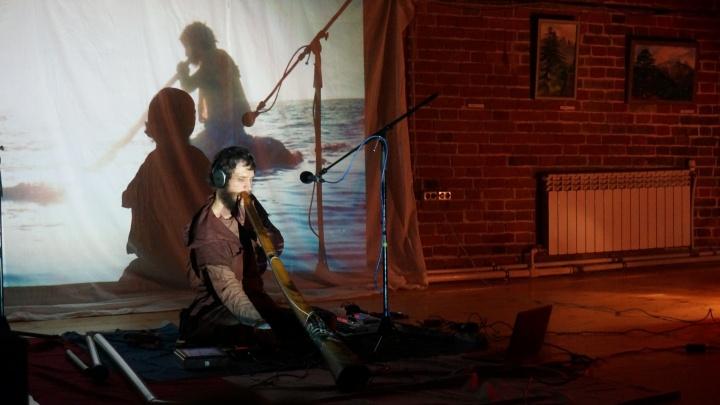 «Это было волшебно»: уральский музыкант погрузил музей освоения Арктики в эксперименты со звуком