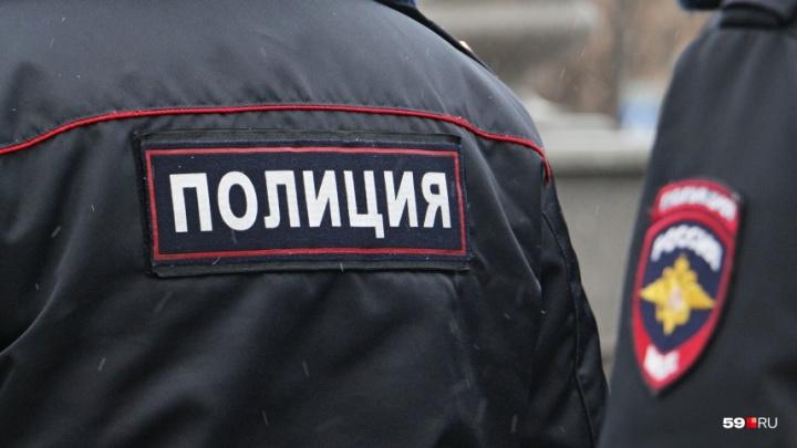 «В маске и с обрезом»: в Чайковском разыскивают мужчину, укравшего 680 тысяч рублей