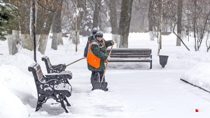 Крепкие морозы, снегопад и ветер: синоптики предупредили, что погода испортится за несколько часов