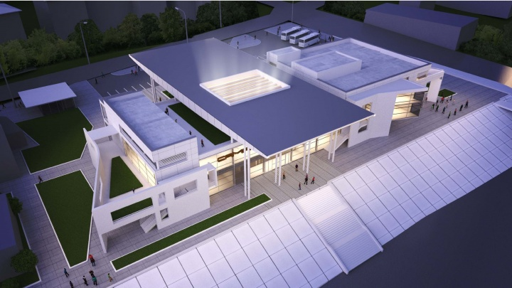 В Самаре всё-таки построят новый речной вокзал