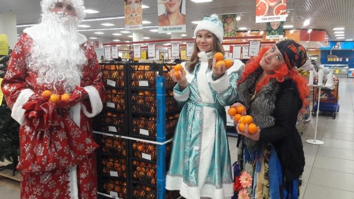 Поездка на производство мороженого и сладкие наборы: «Петро&ский» подарила северянам около 200 подарков