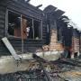 «Видели молнию»: в Челябинской области сгорел визит-центр национального парка «Зюраткуль»