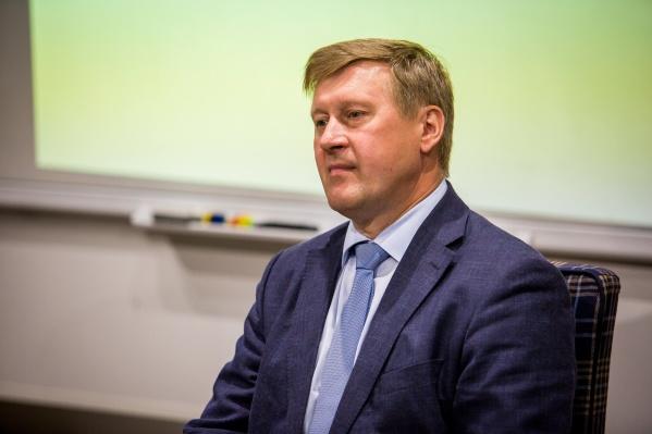 Анатолий Локоть будет работать мэром ещё 5 лет