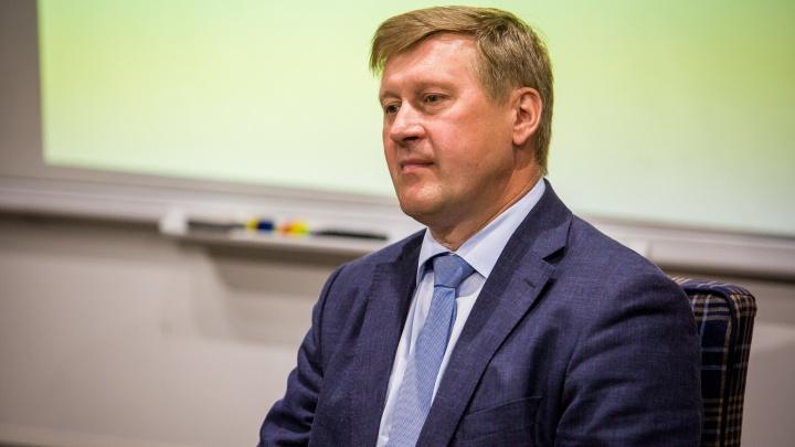 «Новосибирцев всё устраивает»: Анатолий Локоть заявил, что доволен поддержкой на выборах