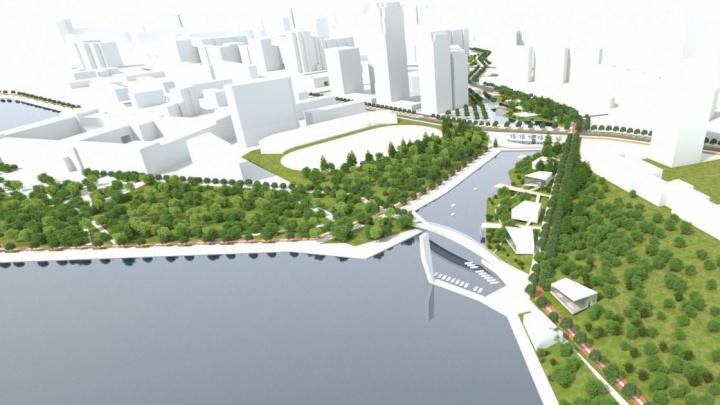 Плотина на Ольховке и парк на месте площади: разглядываем и выбираем проекты, которые нужнее всего