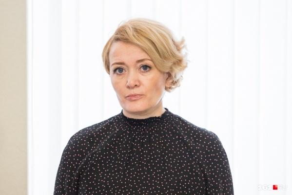 Анастасия Шевченко под домашним арестом с 23 января