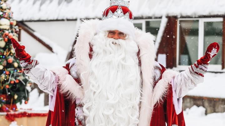 Загадать желание и отправиться в сказочное путешествие: в Перми откроется резиденция Дедушки Мороза