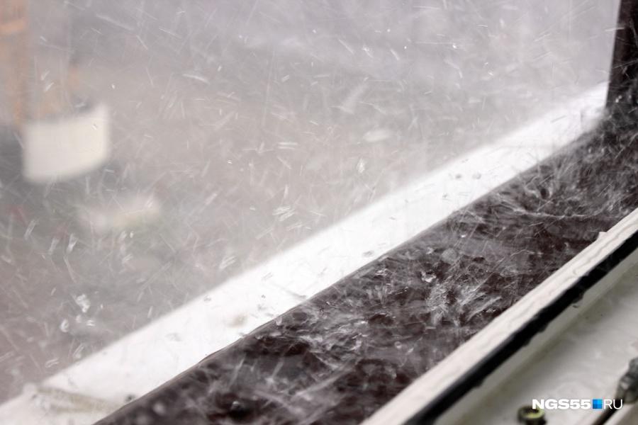 Омские синоптики спрогнозировали дожди имокрый снег на некоторое количество дней